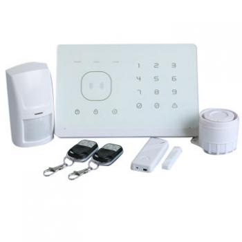 M2G Wolf-Guard Home Security Systeem