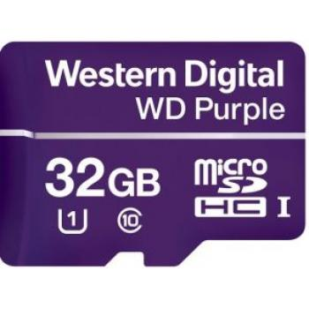 WD Purple SD-Kaart 32GB