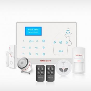Wolf Guard GSM + PSTN Alarm Beveiligingssysteem